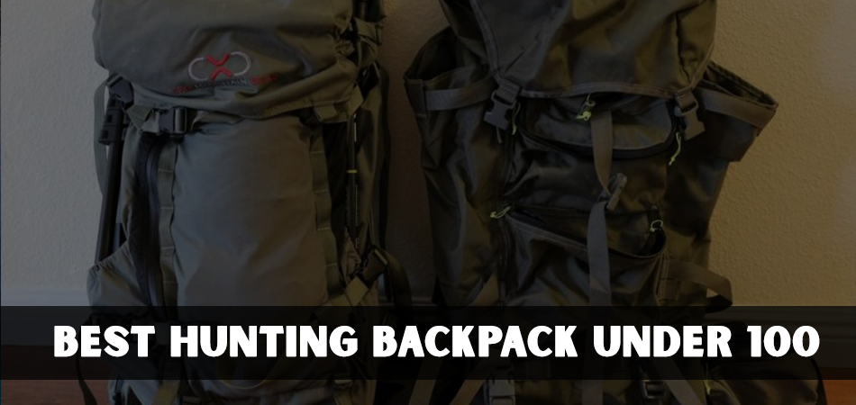 Best Hunting Backpack Under 100