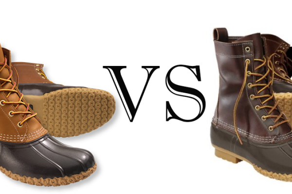 LL Bean Boots vs Maine Hunting Shoe: Main Differences
