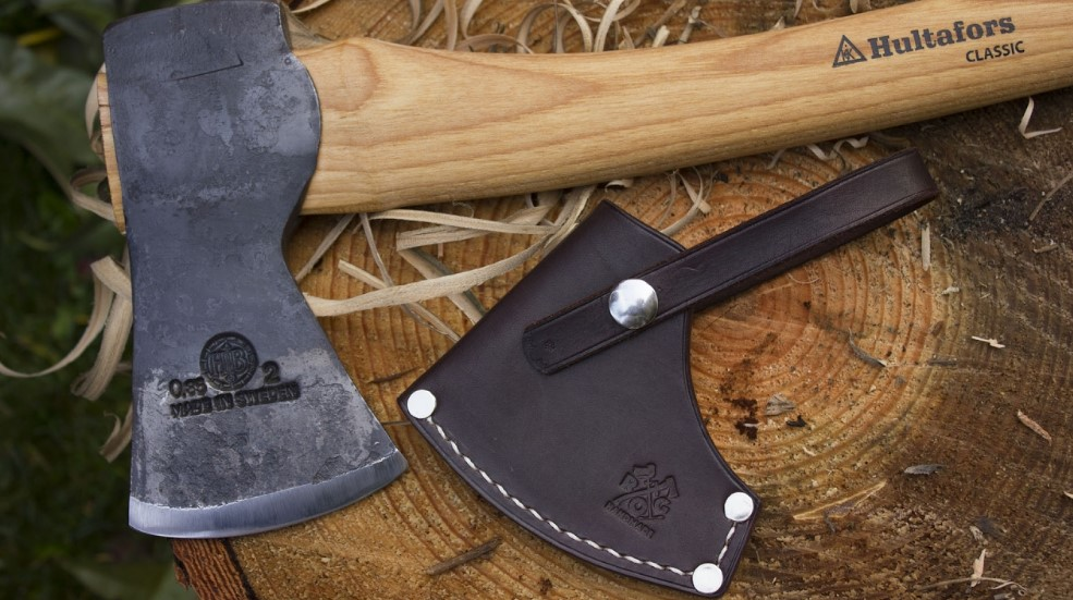 How To Use Hultafors Classic Hunting Axe?