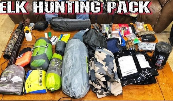 Why Do You Need a Backcountry Elk Hunting Pack?