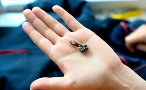 Zipper Repair That Has Come Off