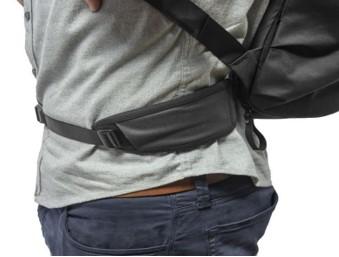 Hip belt loops